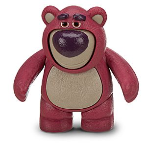 Toy Story Lotso Action Figure -- 6 H -- With Build RC Part