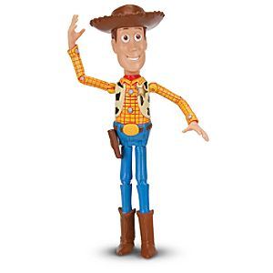 Toy Story Woody Action Figure -- 6 1/2 H - With Build RC Part