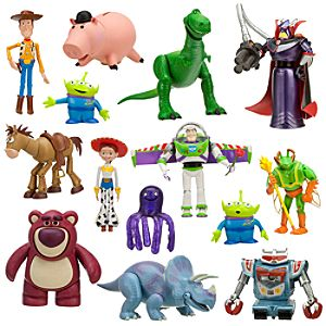 Toy Story Action Figure Set
