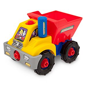 Mickey Mouse Clubhouse Construct N Play Dump Truck