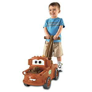 Tow Mater Bubble Mower