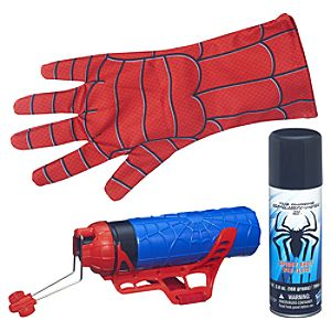 Spider-Man Mega Blaster Web Shooter with Glove