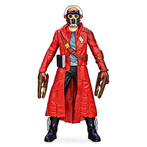 Battle FX Star-Lord Talking Action Figure - Guardians of the Galaxy - 12