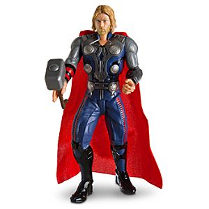 Hammer Strike Thor Action Figure by Hasbro -- 10 H