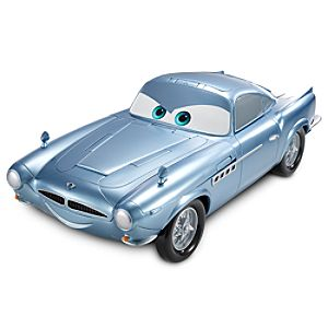 Cars 2 Secret Spy Attack Finn McMissile Vehicle by Mattel