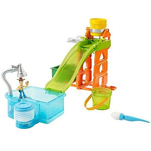 Toy Story Color Change Splash Buddies Slide N Surprise Playground Play Set
