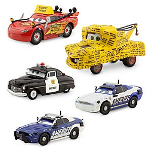 To Protect and Serve Die Cast Vehicle Set