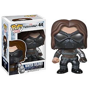Winter Soldier Pop! Vinyl Bobble-Head Figure by Funko