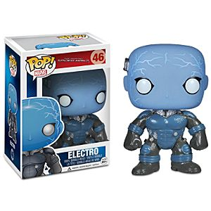 Electro POP! Vinyl Bobble-Head Figure by Funko