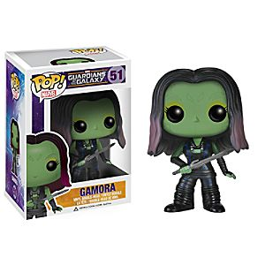 Gamora Pop! Vinyl Bobble-Head Figure by Funko