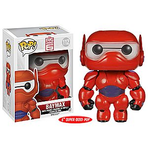 Big Hero 6 Baymax Mech Pop! Vinyl Figure by Funko