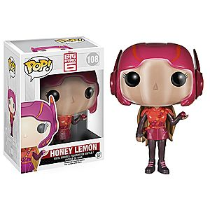 Big Hero 6 Honey Lemon Pop! Vinyl Figure by Funko