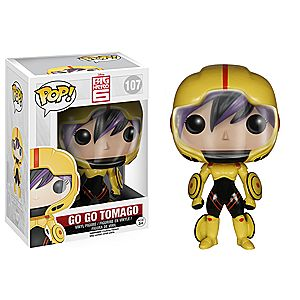 Big Hero 6 Go Go Pop! Vinyl Figure by Funko