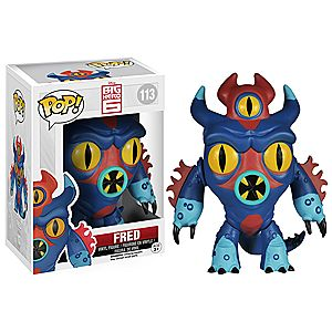 Big Hero 6 Fred Pop! Vinyl Figure by Funko