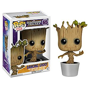 Dancing Groot Pop! Bobble-Head Figure by Funko