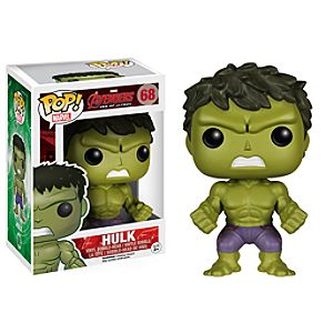 Hulk Pop! Vinyl Bobble-Head Figure by Funko - Marvels Avengers: Age of Ultron
