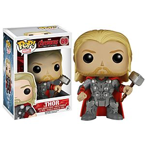 Thor Pop! Vinyl Bobble-Head Figure by Funko - Marvels Avengers: Age of Ultron