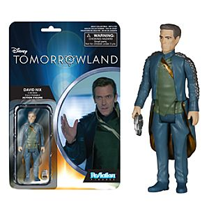 David Nix ReAction Figure - Tomorrowland - 3 3/4