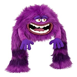 Art Speak-N-Scare Talking Action Figure - Monsters University