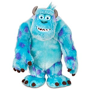 Sulley Speak N Scare Talking Action Figure - Monsters University
