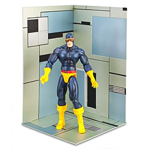 Marvel Select Cyclops Action Figure -- 7 H