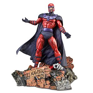 Marvel Select Magneto Action Figure -- 7 H