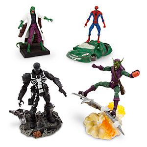 Spider-Man Fearsome Foes Action Figure Set