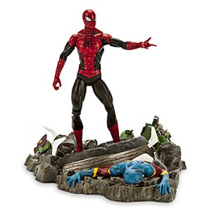 Superior Spider-Man Action Figure - Marvel Select - 7 1/2