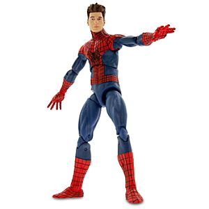 Unmasked Spider-Man Action Figure - Marvel Select - 7 H