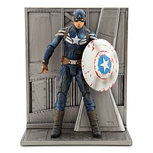Captain America Unmasked - Marvel Select - 7