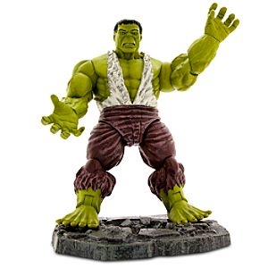 Savage Hulk Action Figure - Marvel Select - 10