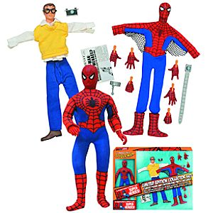 Spider-Man Limited Edition Retro Action Figure Collector Set - 8