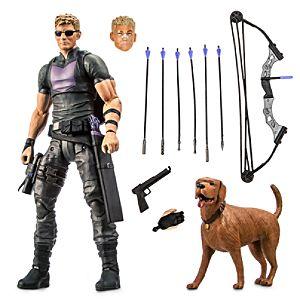 Hawkeye Action Figure - Marvel Select - 7