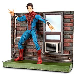 Marvel Select The Amazing Spider-Man: Unmasked Spider-Man Action Figure - 7