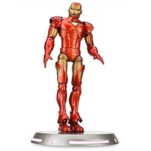Marvel Select Iron Man Action Figure - 7""