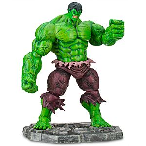 Marvel Select Incredible Hulk Action Figure -- 9 H