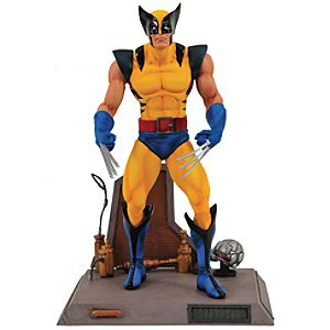 Marvel Select Wolverine Action Figure -- 7 H