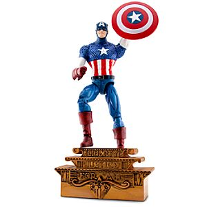 Marvel Select Classic Captain America Action Figure - 7""