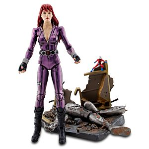 Marvel Select Black Widow Action Figure -- 6 3/4 H