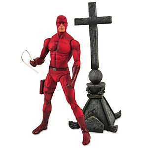 Marvel Select Daredevil Action Figure -- 7 H