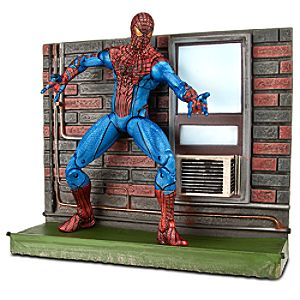 Marvel Select The Amazing Spider-Man: Spider-Man Action Figure -- 7 H