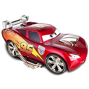 Build-N-Go Lightning McQueen Custom Car Set by RideMakerz