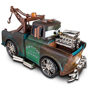 Build-N-Go Mater Custom Car Set by RideMakerz