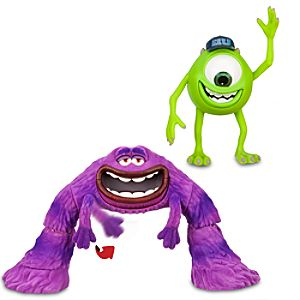 Monsters University Action Figure Set - Art & Mike