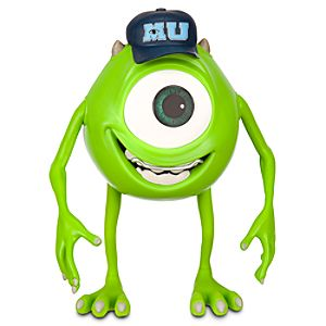 Mike Speak N Scare Talking Action Figure - Monsters University
