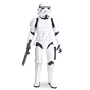Stormtrooper Talking Figure - Star Wars - 13 1/2
