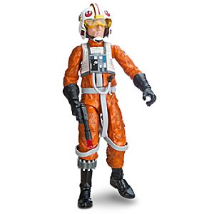 Luke Skywalker X-Wing Pilot Talking Figure - 12 3/4 - Star Wars