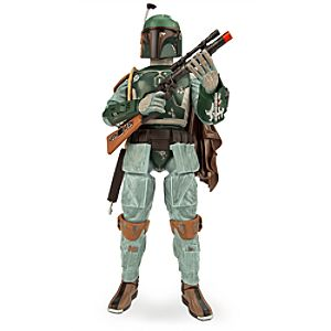 Boba Fett Talking Figure - 13 1/2 - Star Wars