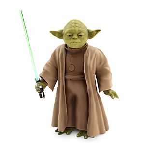 Yoda Talking Figure - 10 - Star Wars