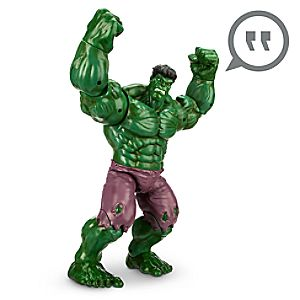 Hulk Talking Action Figure - 14
